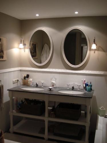 Meuble salle de bain flamant for Salle a manger flamant