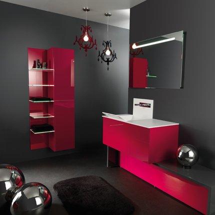 Stunning Salle De Bain Rose Et Noire Gallery - House Design ...