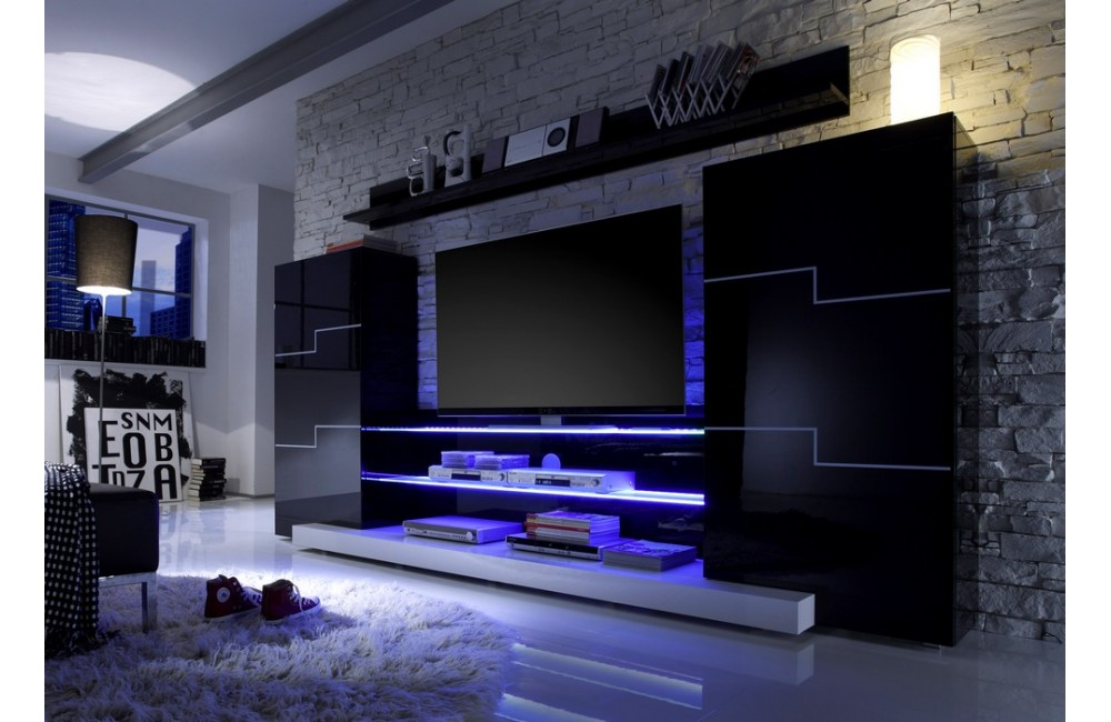 Meuble tv bas design discount - Meuble discount design ...