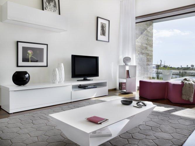 meuble tv bas design discount en ligne - Meuble Tv Design Discount