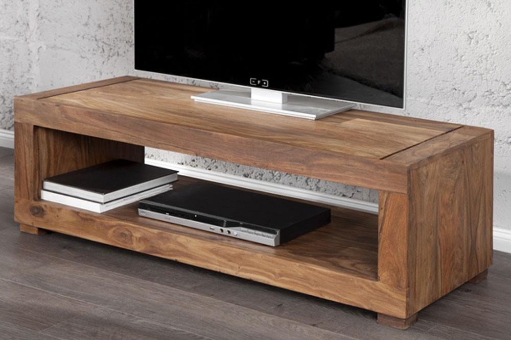mod¨le meuble tv haut bois massif