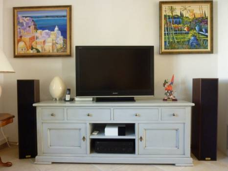 meuble tv haut bois solutions pour la d coration int rieure de votre maison. Black Bedroom Furniture Sets. Home Design Ideas