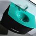 meuble vasque en verre