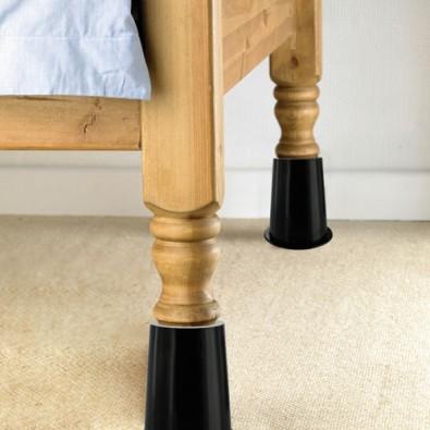 pied de lit qui glisse. Black Bedroom Furniture Sets. Home Design Ideas