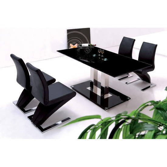 Salle a manger chaise z for Tables et chaises salle a manger