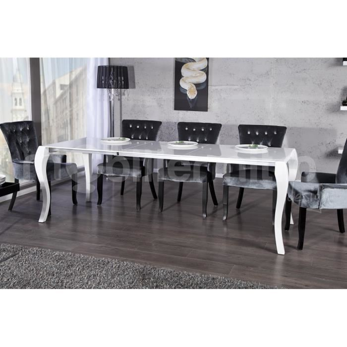 Table A Manger Baroque