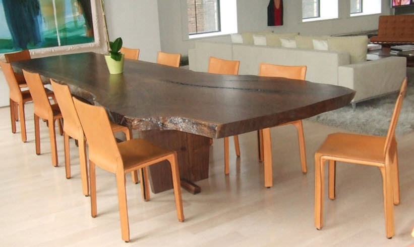 Table a manger bois massif solde table salle a manger | Amoretti ...