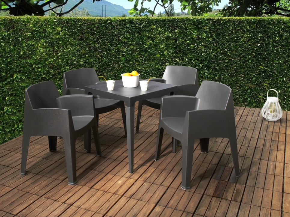 fauteuil exterieur castorama good table de jardin en teck castorama chaises de jardin tables et. Black Bedroom Furniture Sets. Home Design Ideas