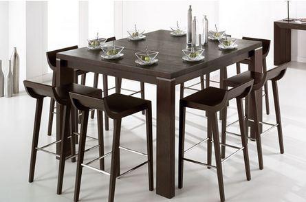 Table a manger gautier - Table haute de cuisine pas cher ...