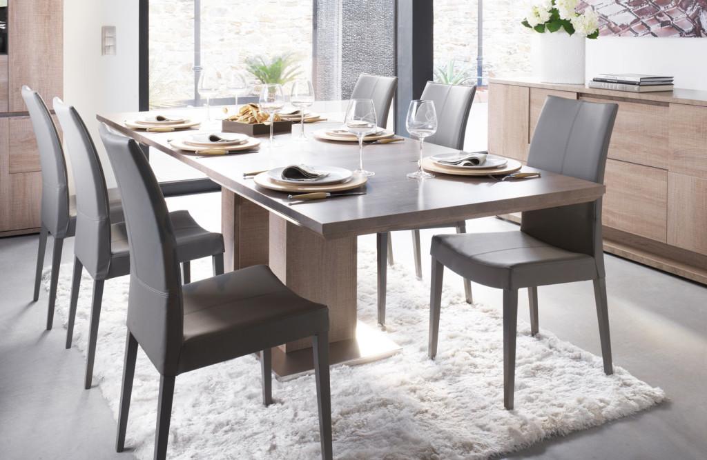 Table a manger gautier for Meuble salle a manger gautier
