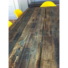 Table a manger jardin d 39 ulysse for Jardin d ulysse 2015