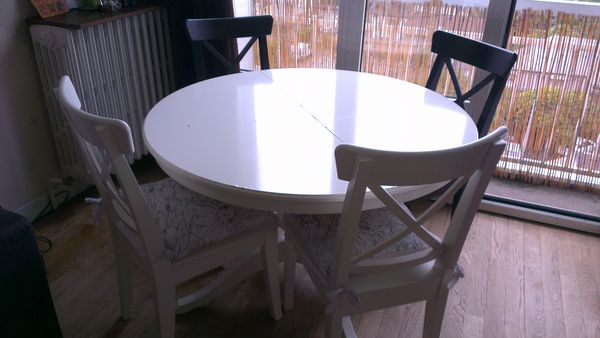 Repeindre Table Ikea Bjursta 28 Images Ikea Buffet Bas Hemnes