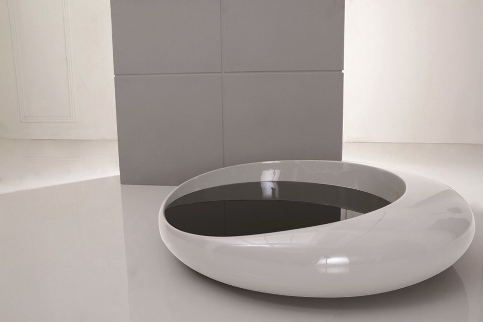 Table basse galet images - Table basse galet blanc ...