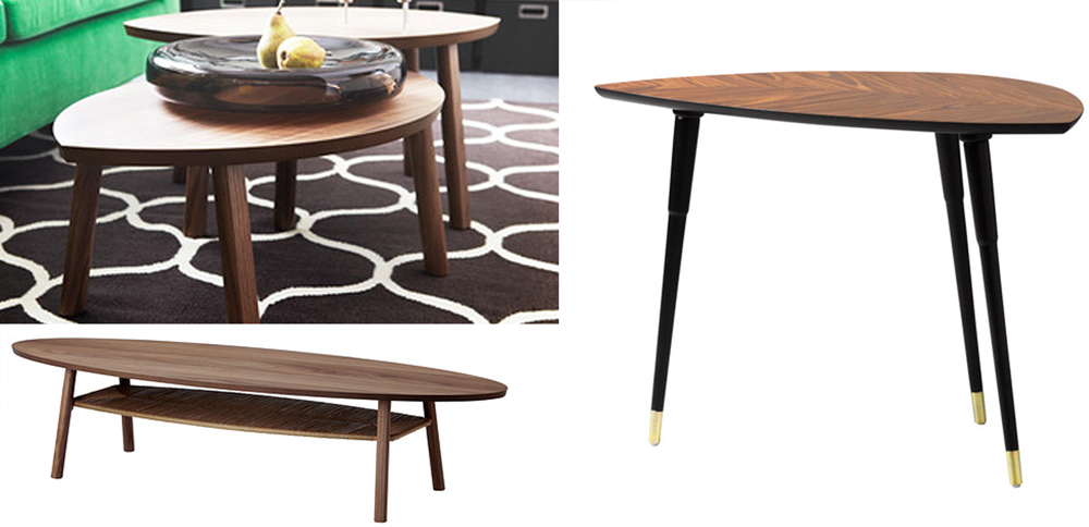 Petite table basse de salon ikea comparatif table basse for Table pliante escamotable
