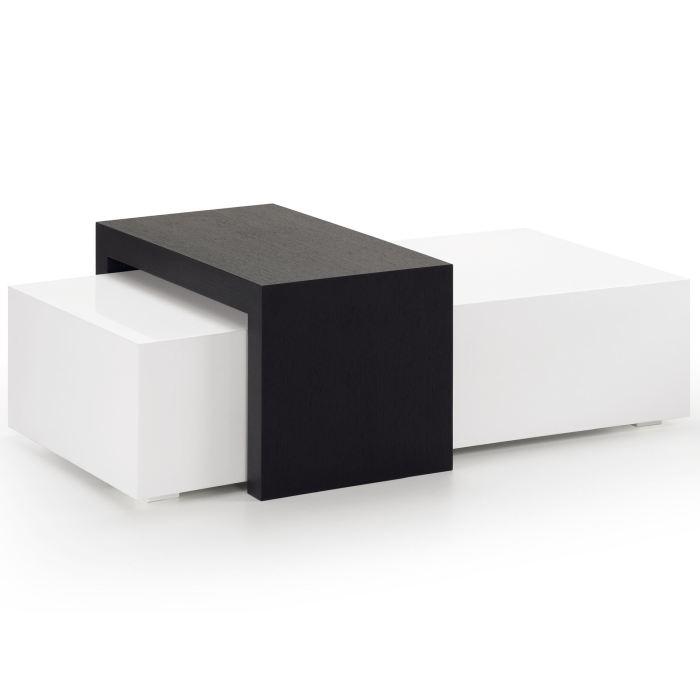 Table basse moderne for Maison basse moderne