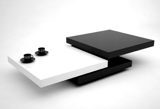 Meuble Tv Kendra : Tables Basses Salon Design