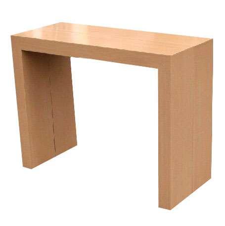 Table console hetre - Table en hetre ...