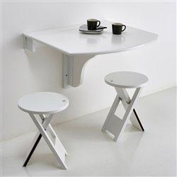 table d 39 appoint rabattable. Black Bedroom Furniture Sets. Home Design Ideas