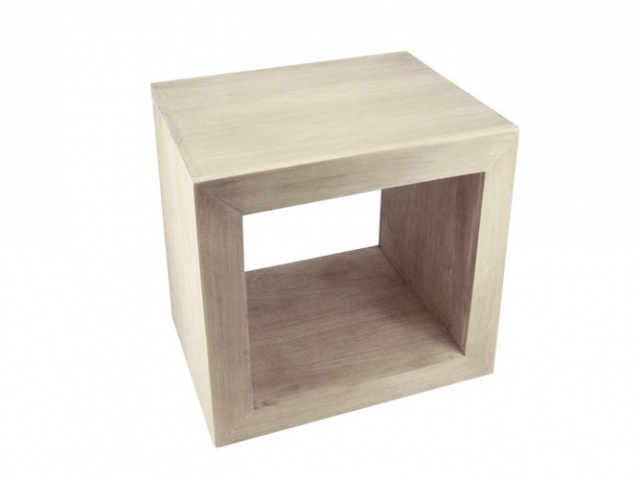 table de chevet maison top table de chevet style. Black Bedroom Furniture Sets. Home Design Ideas