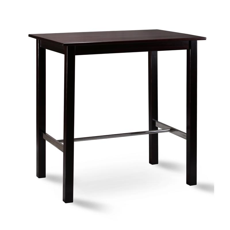 Table de bar wenge for Table basse bar wenge