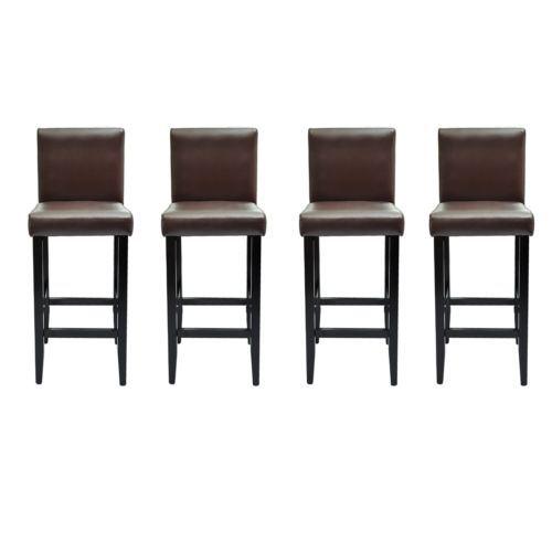tabouret de bar 4 pieds cdiscount. Black Bedroom Furniture Sets. Home Design Ideas