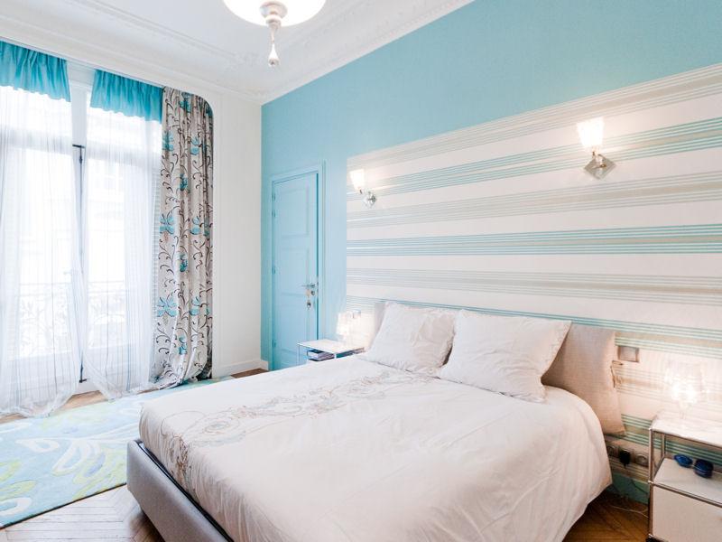 Tete de lit papier peint - Tete de lit en papier peint ...