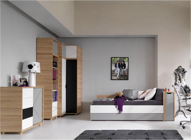 exemple armoire chambre d\'adolescent