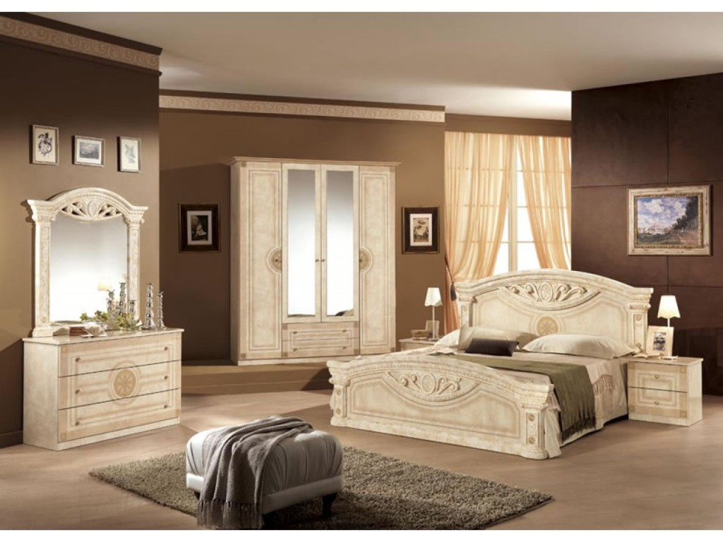 armoire chambre italienne. Black Bedroom Furniture Sets. Home Design Ideas
