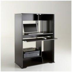 Armoire de bureau chez but - Bureau dans armoire ...
