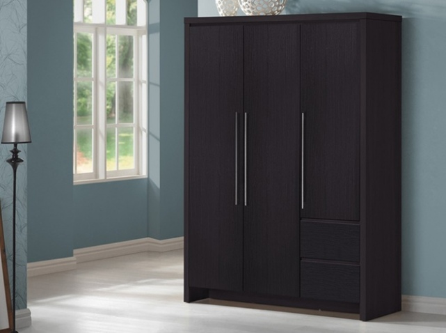 armoire de chambre sans penderie. Black Bedroom Furniture Sets. Home Design Ideas
