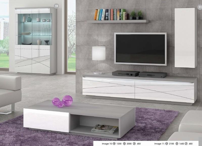 buffet bas sejour. Black Bedroom Furniture Sets. Home Design Ideas
