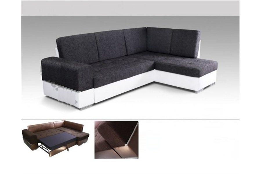 Canape d 39 angle haut dossier - Acheter canape pas cher ...