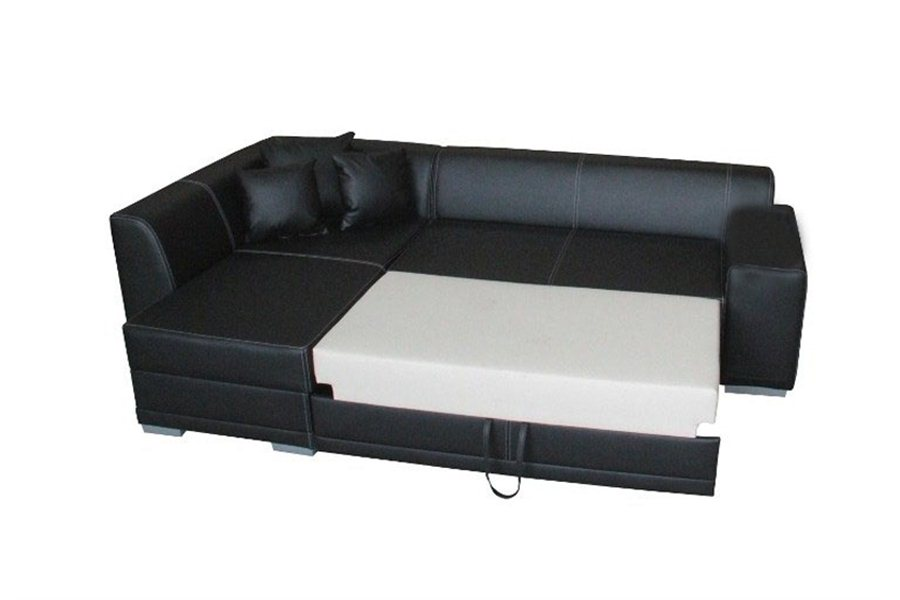 canape d 39 angle lit convertible. Black Bedroom Furniture Sets. Home Design Ideas