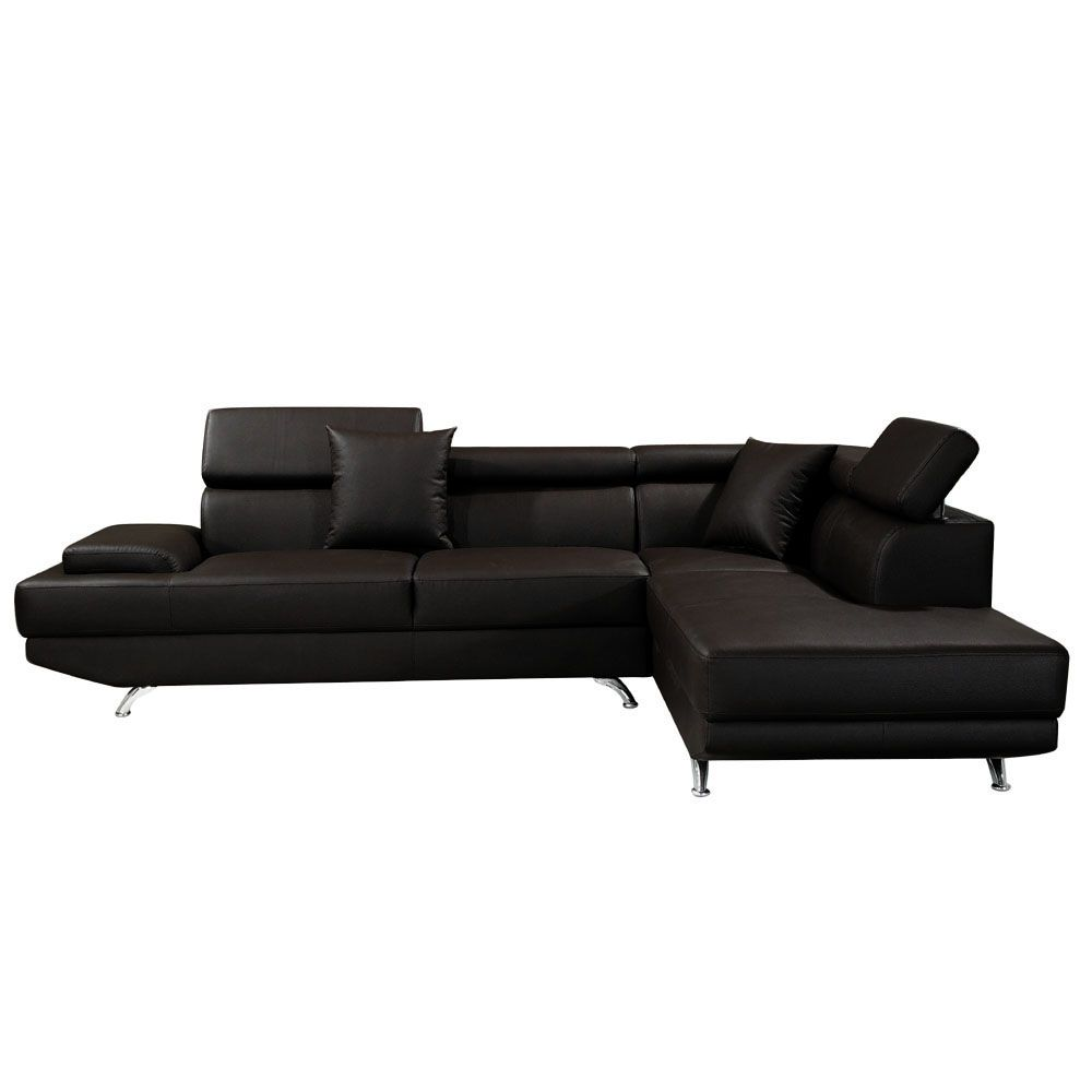6aa058073c4 exemple canape d angle noir cdiscount. «