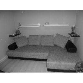 canape d 39 angle tissu conforama. Black Bedroom Furniture Sets. Home Design Ideas