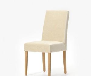 chaise de salle a manger en tissu
