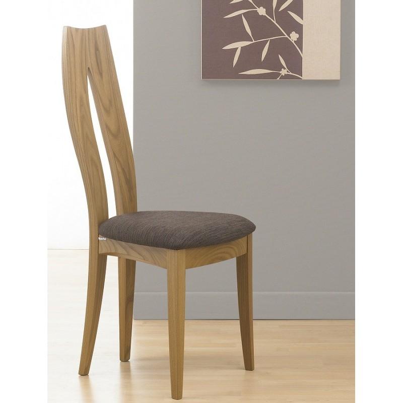 Chaises de salle a manger en orme for Table de cuisine salle a manger 6 chaises ella