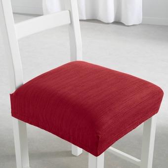 Galette de chaise elastique - Galette de chaise avec dossier ...