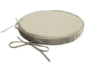 galette de chaise impermeable