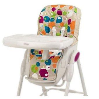 Housse de chaise haute omega - Coussin pour chaise bebe ...
