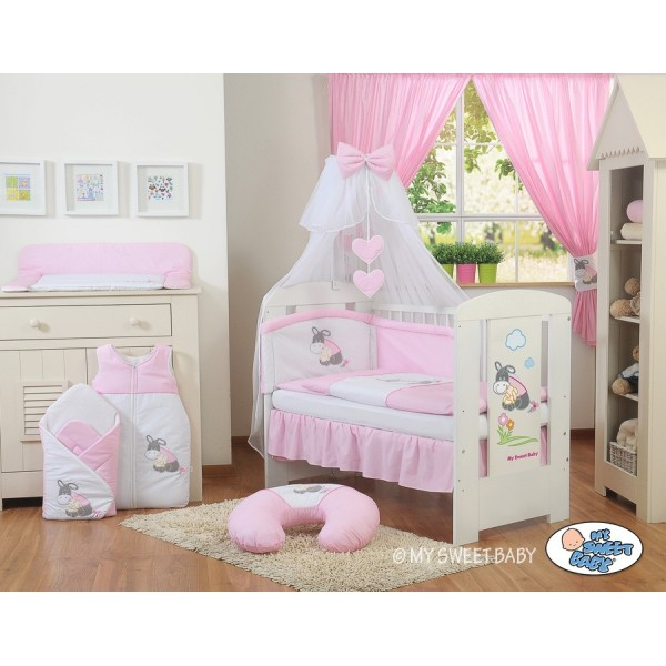 lit bebe minnie. Black Bedroom Furniture Sets. Home Design Ideas