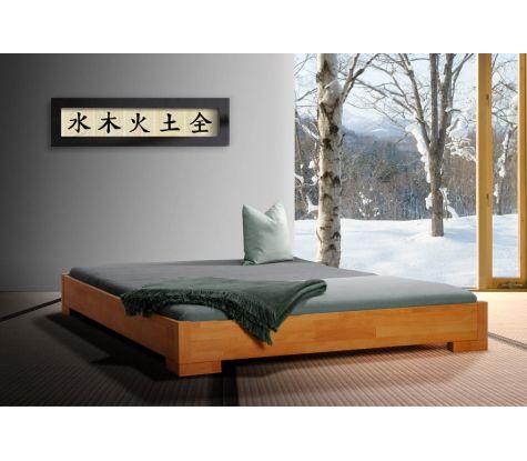 lit japonais une personne. Black Bedroom Furniture Sets. Home Design Ideas