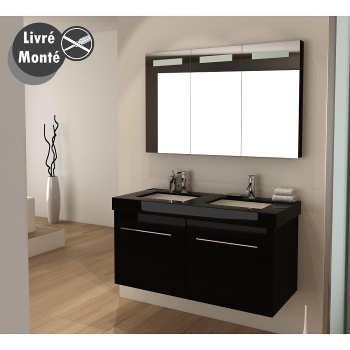 organisation meuble 2 vasque salle de bain pas cher