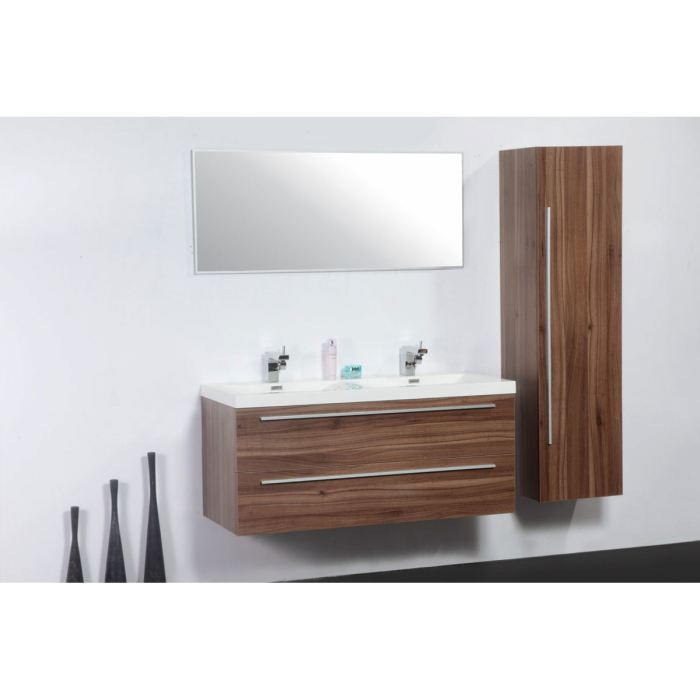 Meuble Double Vasque  Cm  ChaiosCom