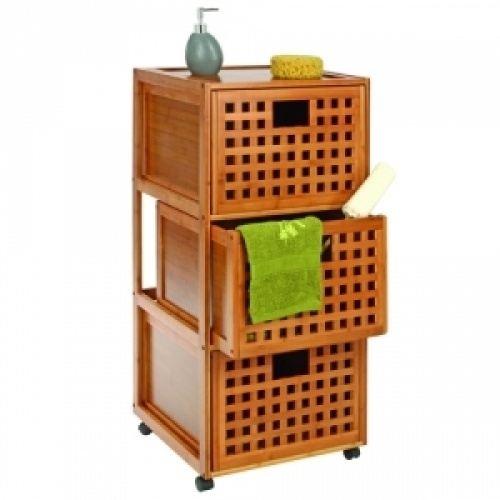 organisation meuble a salle de bain rangement. Black Bedroom Furniture Sets. Home Design Ideas