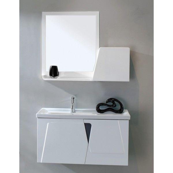 Meuble Salle De Bain Soldes Great Meuble Sous Lavabo Cm With - Meuble salle de bain design solde