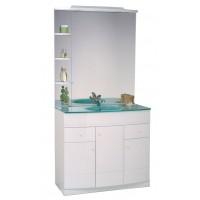 meuble salle de bain weldom