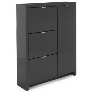 meuble chaussures leclerc. Black Bedroom Furniture Sets. Home Design Ideas
