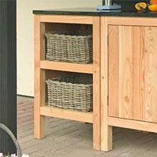 meuble cuisine de jardin comparatif meuble de cuisine jardin ... - Meuble Cuisine Exterieure Bois