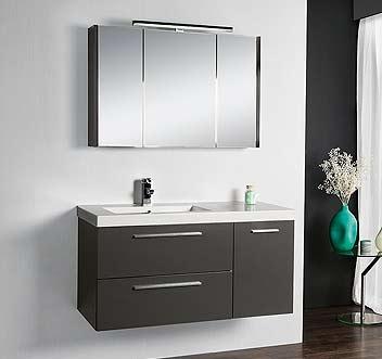 Meuble salle de bain 120 x 50 - Meubles de salle de bains ...